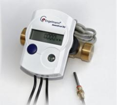 Ultrasonic heat meter of Engelmann SensoStar2U