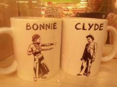 Прикольные чашки с картинками.