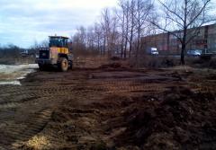Soil on filling