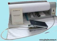Настольная бытовая гладильная машина Калинка M