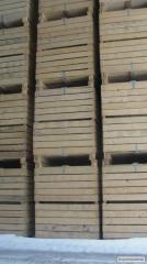 Контейнеры деревянные, ящики деревянные