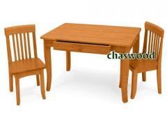 Стол детский и стул Комплект 4