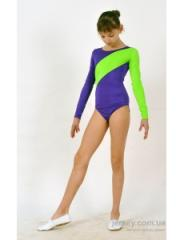 Gymnastic T1636 body