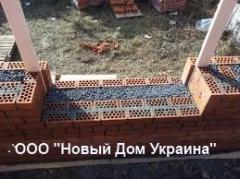 Foamglass crumb in Kharkiv