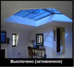 Смарт стекло по SPD технологии - возможность