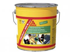 Covering polyurethane Sikafloor-400 N