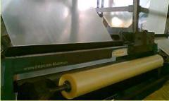Оборудование для производства полимерных пленок