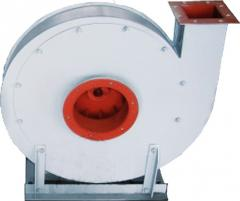 Centrifugal fan, radial fan, high pressure, VVD