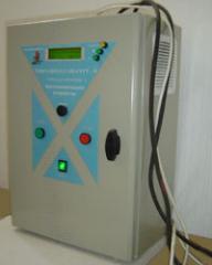 The recovery device 'TORNADO-GUARANTEE -