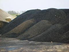 Kald asfalt for reparasjon av veidekke