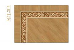 Parquet border (frieze), art. 2114