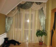 Curtains for rooms Vinnytsia