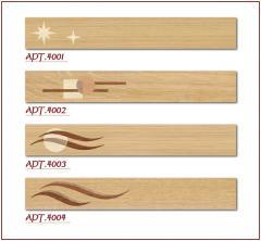 Incrustation of a parquet, art. 4001-4004