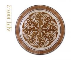 Medallion parquet (rosette), art. 1007-2
