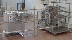 Мини-завод  по  производству  белых рассольных