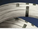 The thermoelectrode wire is used for production of