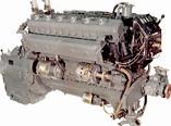 Motori diesel navali a giri medi