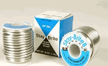 Soft solders - tin-lead alloys (POS) with the