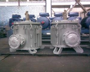 BACO, ACBO series electric motors
