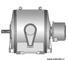 Двигатели с фазным ротором серии АЗ,АКЗ