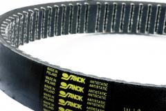 Belts are variatorny. Versii-Usilennaya and