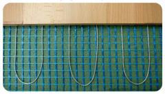 Теплый пол  под ламинат, маты одножильные FHL 2110 200 Вт/кв.м., 220-230 V