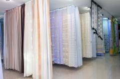 Curtains silk Vinnytsia