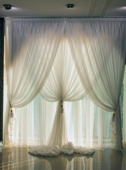 Curtains are the Austrian