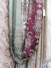 Curtains velvet Vinnytsia