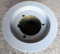 Pulley of 6 streamlets 56646 WIC