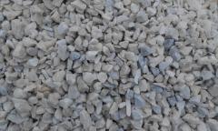 Крошка мраморная фр. 5-10 кремово-серая