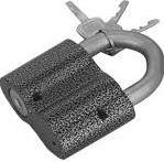 Lock hinged disk ZVS-1A