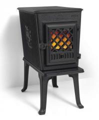 The furnace - JOTUL F602N fireplace