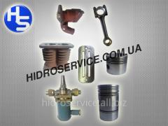 Валик водяного насоса компрессора К2-150 К2.04.40.01-1