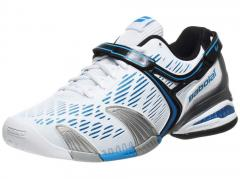 Tennis Babolat Propulse 4 White/Blue sneakers