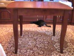 Стол раздвижной. Дуб.