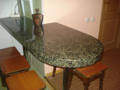 Tables granite