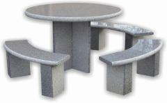 Furniture from granite to order Ukraine