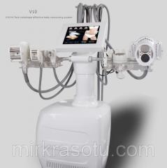 Multipurpose Velashape V10E + scooter LPG device 4