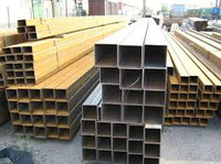Pipe of profile 150х150 mm (wall of 2 mm)