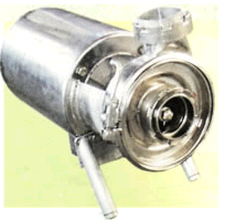 Electric pump centrifugal dairy NTsZ-2