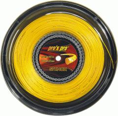 Tennis string of Pro's Pro Spinox 200 m