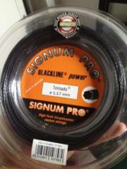 Tennis string of Signum Pro Tornado (12,2 m)