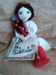 Handwork dolls