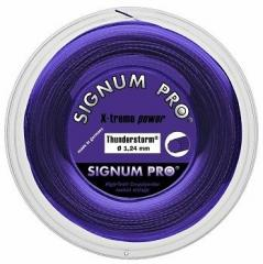 Tennis string of Signum Pro ThunderStorm of 200 m