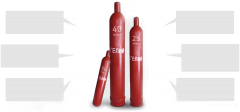 Helium sale, helium in cylinders