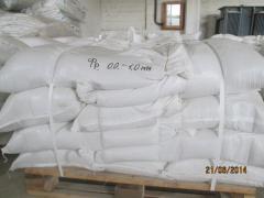 Цеолит фракция 0.0 - 1.0 мм. в 50 кг. мешках