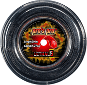 String for the Pro'S Pro Lethal 5 tennis