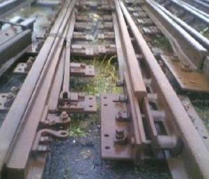 Railroad switches
