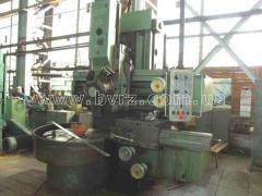Machine turning and rotary 1512, 1987